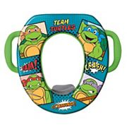 Teenage Mutant Ninja Turtles Soft Potty Seat