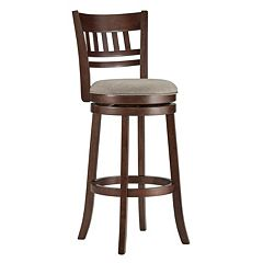 HomeVance Arago 29 in Swivel Bar Stool