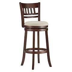 HomeVance Arago 29-in. Swivel Bar Stool