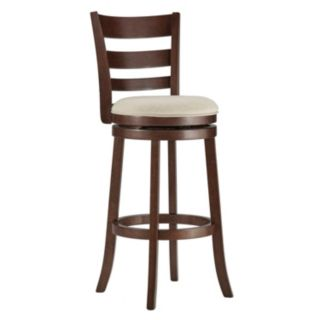 HomeVance Atalya 29-in. Swivel Bar Stool
