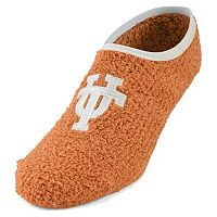 Women's Texas Longhorns Chenille Slipper Socks