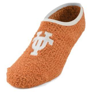Women's Texas Longhorns Chenille Slipper Socks