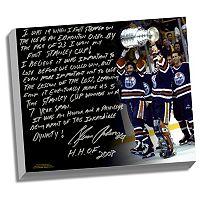 Steiner Sports Edmonton Oilers Glenn Anderson Oilers Dynasty Facsimile 22