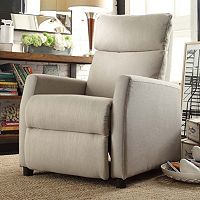 HomeVance Ralston Recliner Arm Chair + $40 Kohls Cash