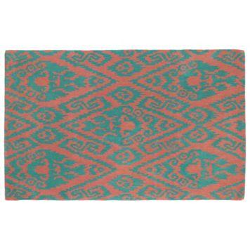 Kaleen Evolution Ikat Wool Rug - 8' x 11'