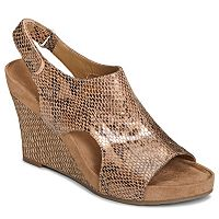 A2 by Aerosoles Chloud Plush Women's Slingback Wedges