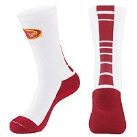 Youth Mojo Iowa State Cyclones Champ 1/2-Cushion Performance Crew Socks