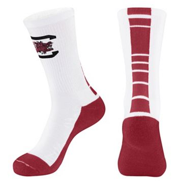 Youth Mojo South Carolina Gamecocks Champ 1/2-Cushion Performance Crew Socks