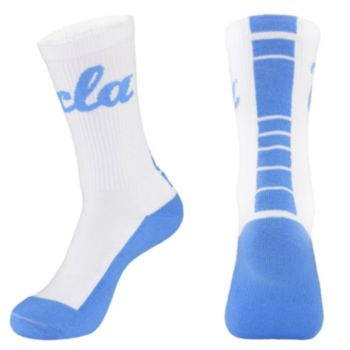 Youth Mojo UCLA Bruins Champ 1/2-Cushion Performance Crew Socks