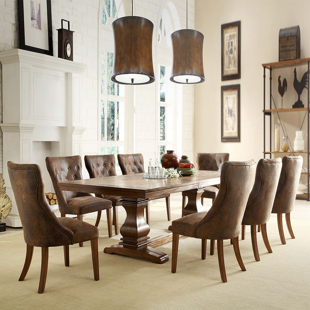 HomeVance Essex Dining Table