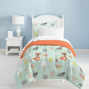 Dream Factory Woodland Friends 5-pc. Bed Set - Twin