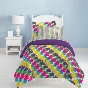 Dream Factory Rainbow Bed Set