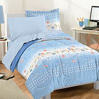 Dream Factory Beach Stripe Bed Set