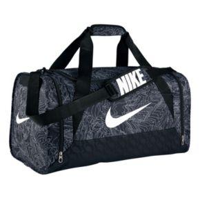 Nike Brasilia 6 Medium Graphic Duffel Bag
