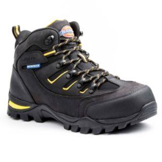 Dickies Sierra Men's Waterproof Steel-Toe Work Boots