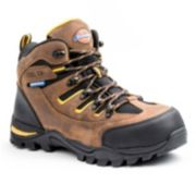 Dickies Sierra Men's Waterproof Steel-Toe Work Boots
