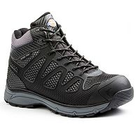 Dickies Fury EXO-LITE Men's Mid-Top Steel-Toe Work Shoes