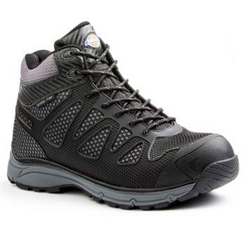 Dickies Fury EXO-LITE Men's Mid-Top Steel-Toe Work Shoes