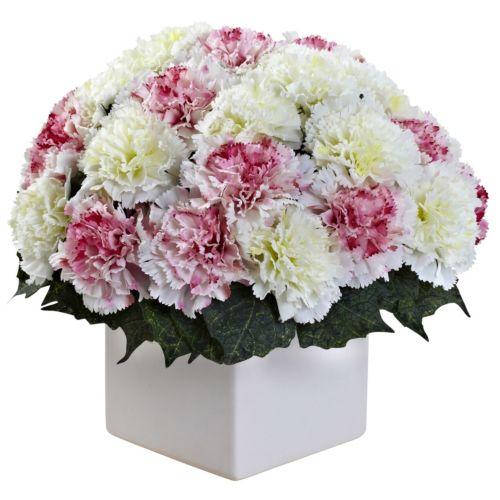 nearly natural Carnation Arrangement