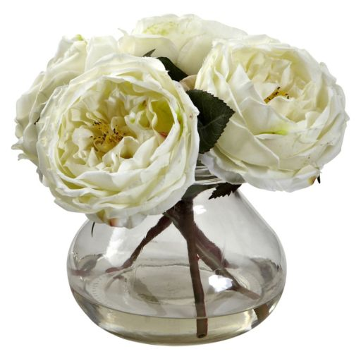 nearly natural Fancy Rose Arrangement