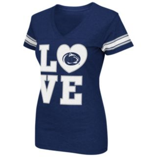"""Juniors' Campus Heritage Penn State Nittany Lions Pixie """"Love"""" Tee"""