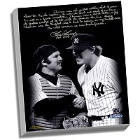Steiner Sports New York Yankees Goose Gossage on Thurman Munson Facsimile 22