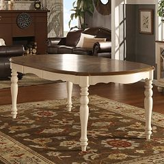 HomeVance Hillston Extendable Dining Table