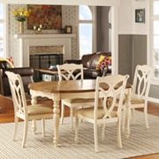 HomeVance Hillston 5 pc Extendable Dining Set