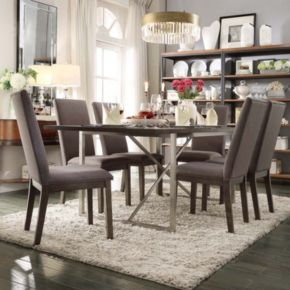 HomeVance Colton 7-piece Dining Set