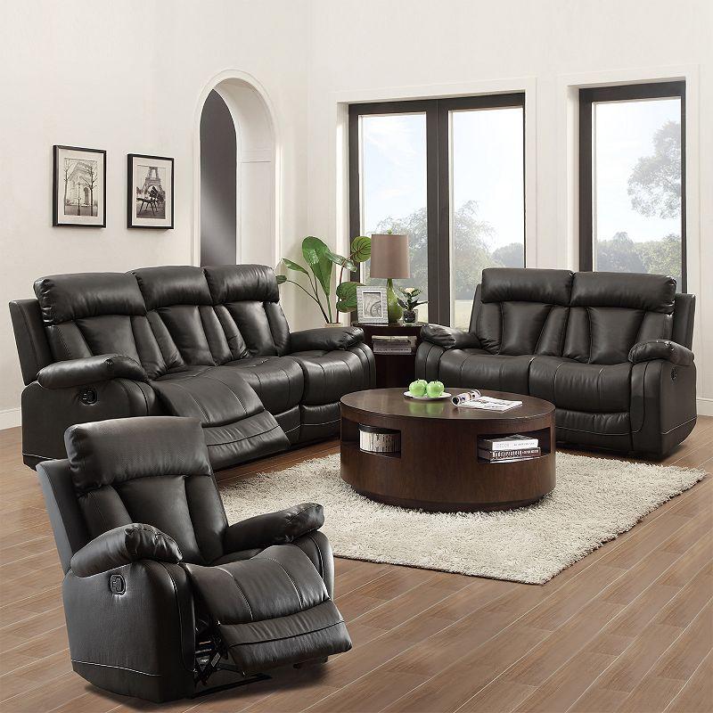 Homevance Foam Living Room Furniture Kohl 39 S