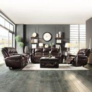 HomeVance Halesboro 3 pc Living Room Set