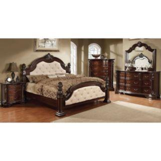 Venetian Worldwide Monte Vista II 5-piece Bedroom Set