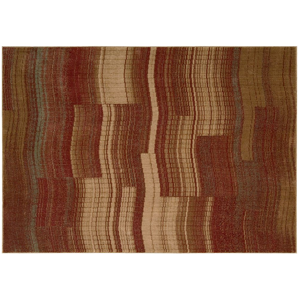 Nourison Somerset Wave Rug