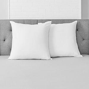 Allerease 2-pk. Allergy Protection Euro Pillows