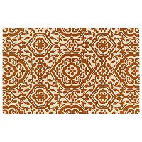Kaleen Evolution Floral Wool Rug - 8' x 11'