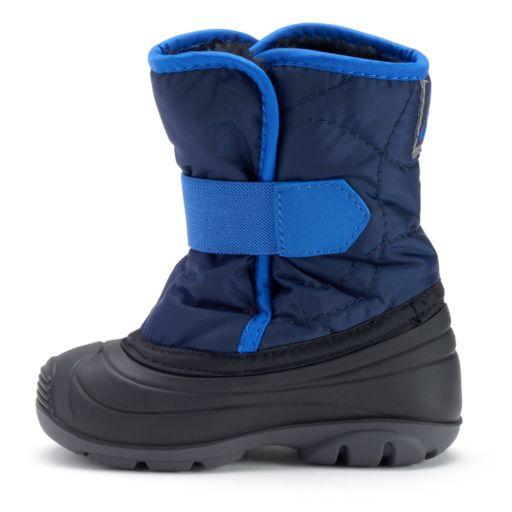 Kamik Snowbug3 Toddler Boys' Waterproof Winter Boots