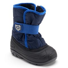 Kamik Snowbug3 Toddler Boys' Waterproof Winter Boots