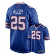Men's Nike Buffalo Bills LeSean McCoy Game NFL Replica Jersey