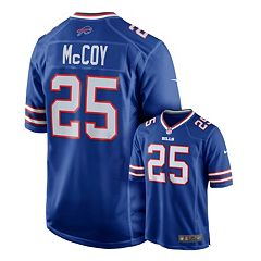 Men s Nike Buffalo Bills LeSean McCoy Game NFL Replica Jersey 539ac2fcc