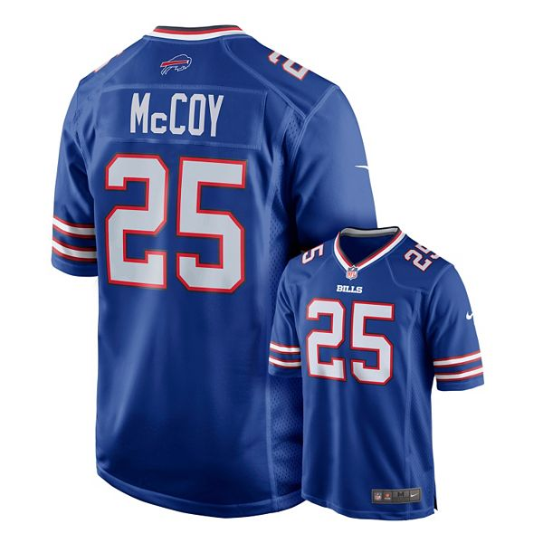naranja anchura intervalo  Men's Nike Buffalo Bills LeSean McCoy Game NFL Replica Jersey