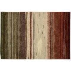 Nourison Contour Striped Rug
