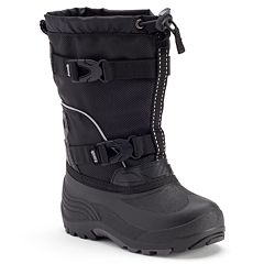 Kamik Glacial Boys' Waterproof Winter Boots