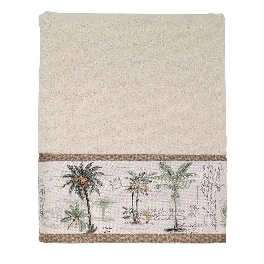Avanti Colony Palm Bath Towel