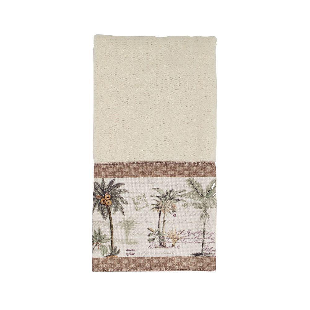 Avanti Colony Palm Fingertip Towel