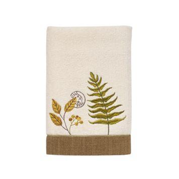 Avanti Foliage Garden Hand Towel