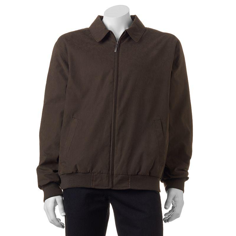 Big & Tall Croft & Barrow Golf Jacket