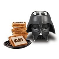 Star Wars Darth Vader 2-Slice Toaster by Pangea Brands