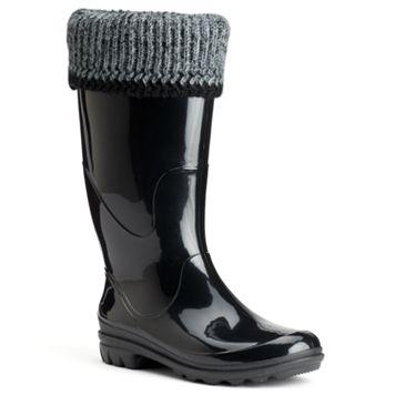 Kamik Lancaster Women's Waterproof Rain Boots