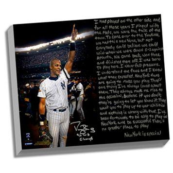 Steiner Sports New York Yankees Darryl Strawberry 1996 World Series Facsimile 22