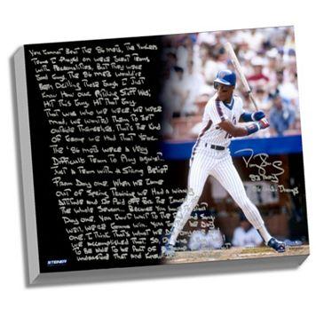 Steiner Sports New York Mets Darryl Strawberry 1986 Mets Facsimile 22